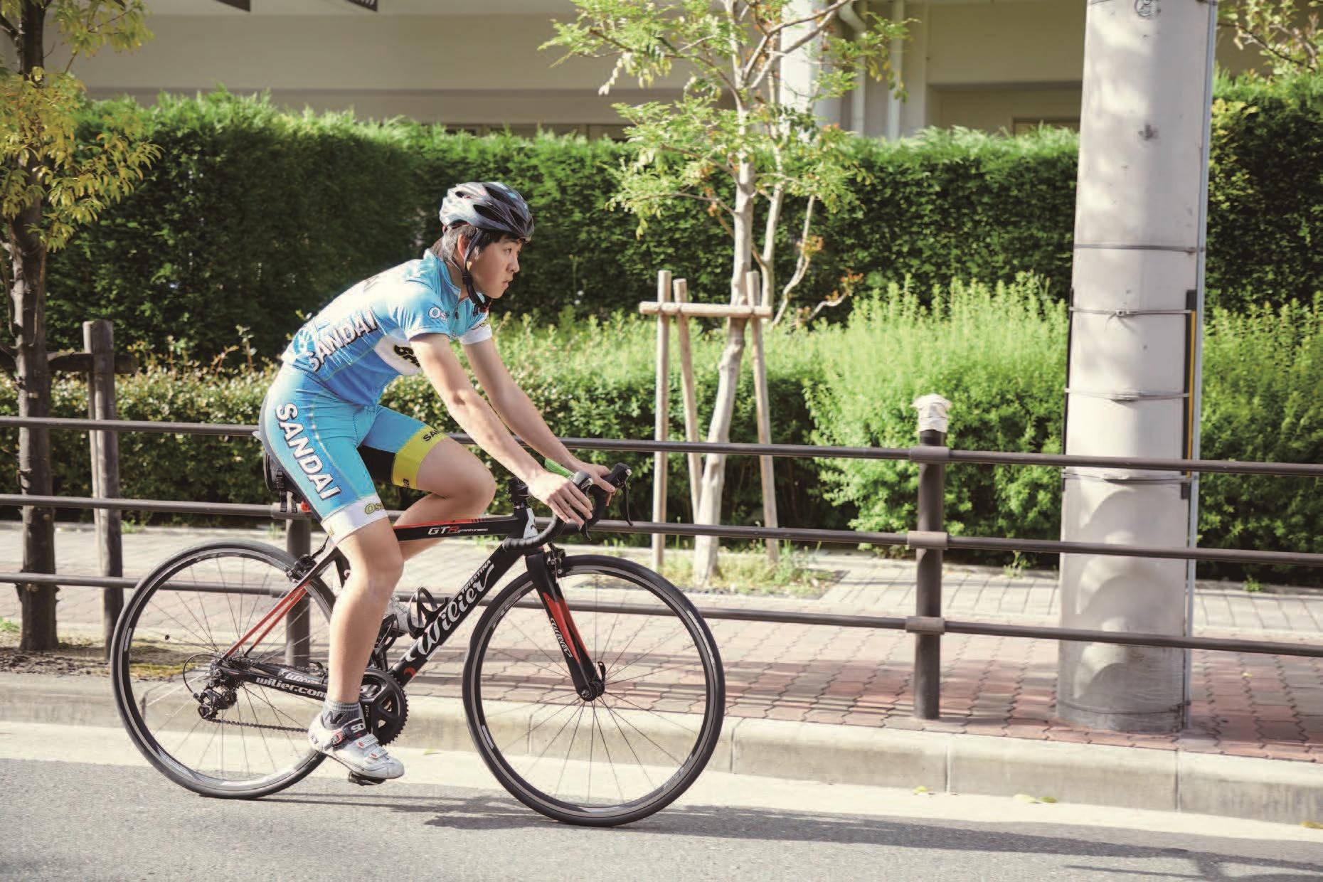 自転車競技部